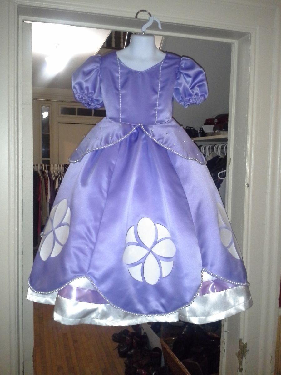 Custom Princess Sofia Costume By Tony Buds Sewing
