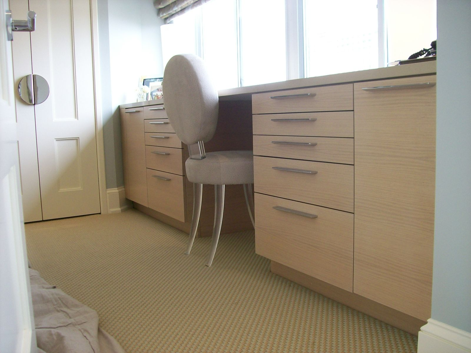 Hand Made Dressing Table And Desk By Constructive Ideas
