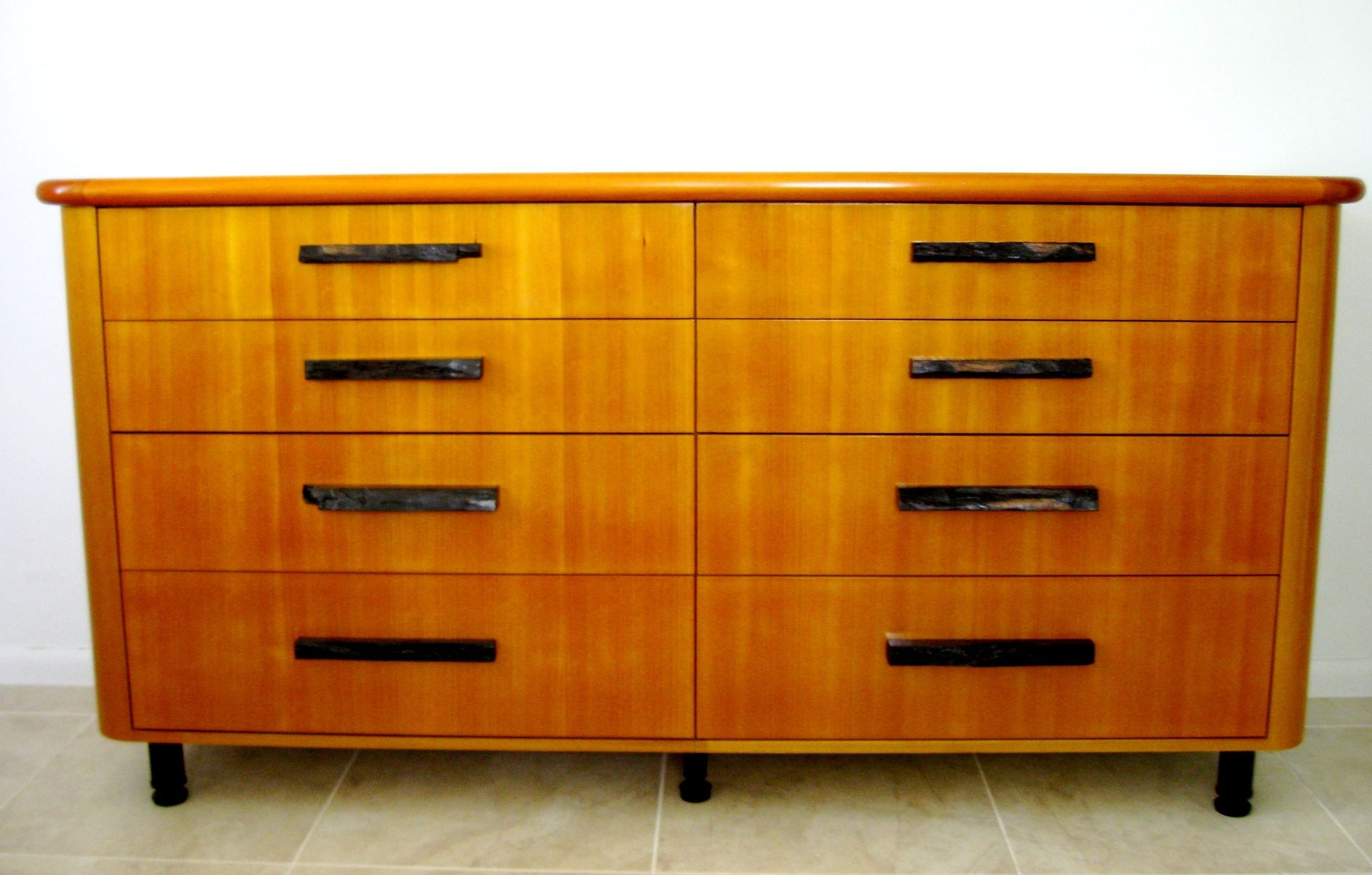 custom bedroom bureau-dresser by james sagui fine woodworking