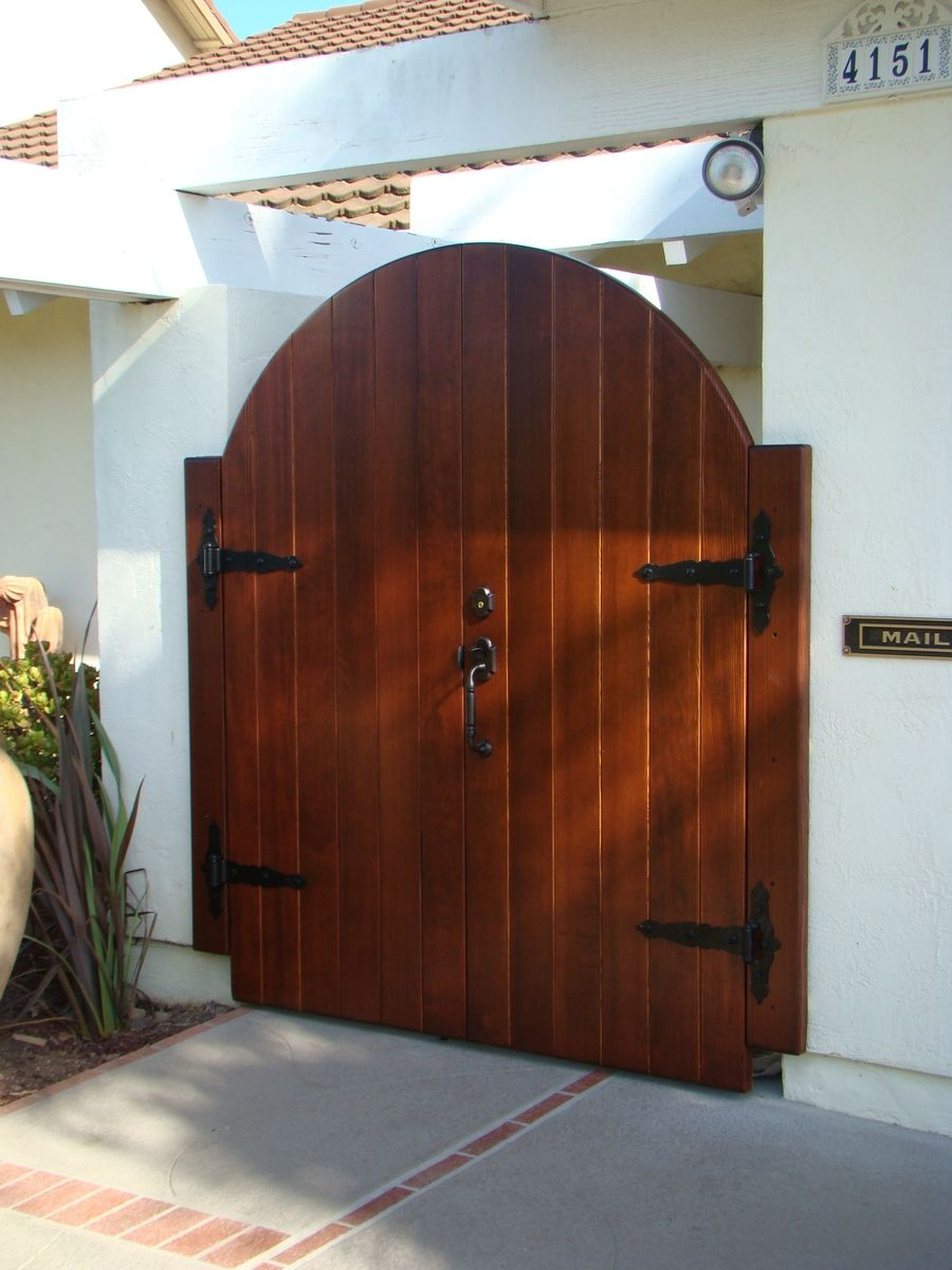 Custom Made Entry Gate By Kevin White Designs Custommade Com
