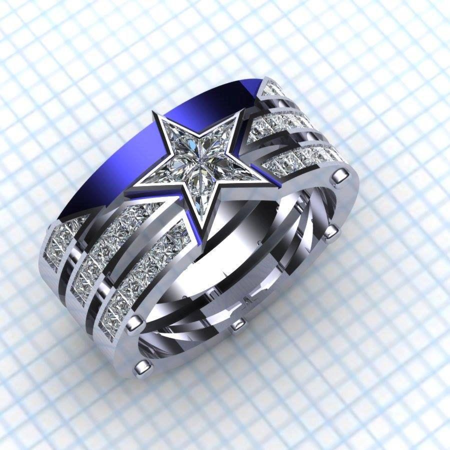 Collection Dallas Cowboys Wedding Ring