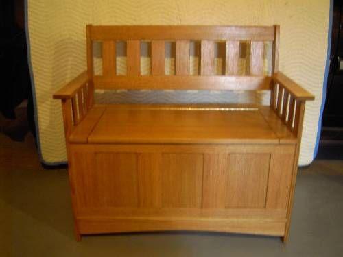 Handmade Deacons Bench By K H Gunderson Custommade Com