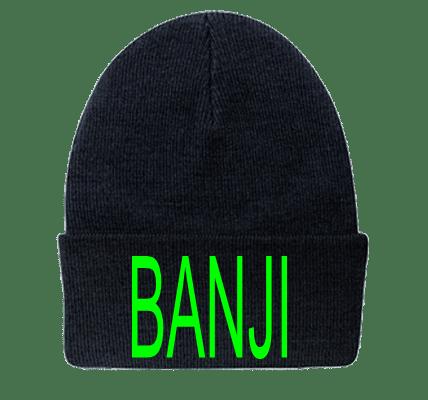 "BANJI - 12"" Beanie Otto Cap 82-404 - 82-4042022 - Custom ..."
