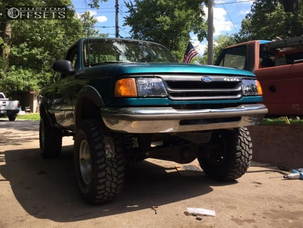 Wheels Spoke Order American 15x8 4 Racing 5