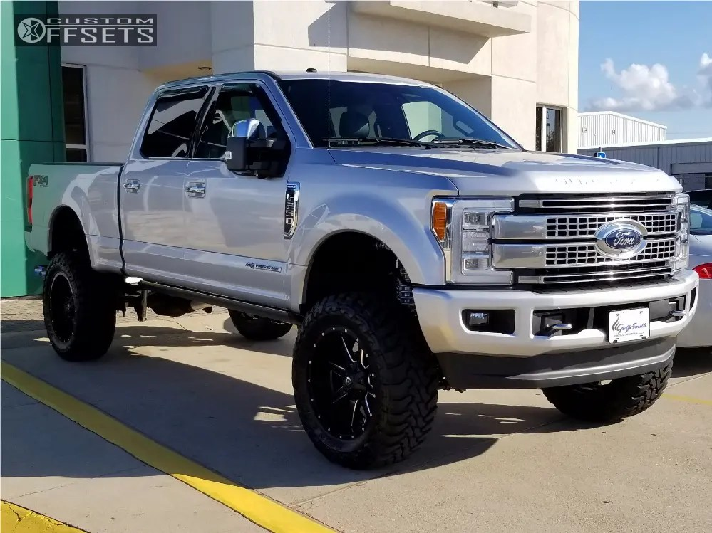 37 F Inch 250 S Ford Lift And 8