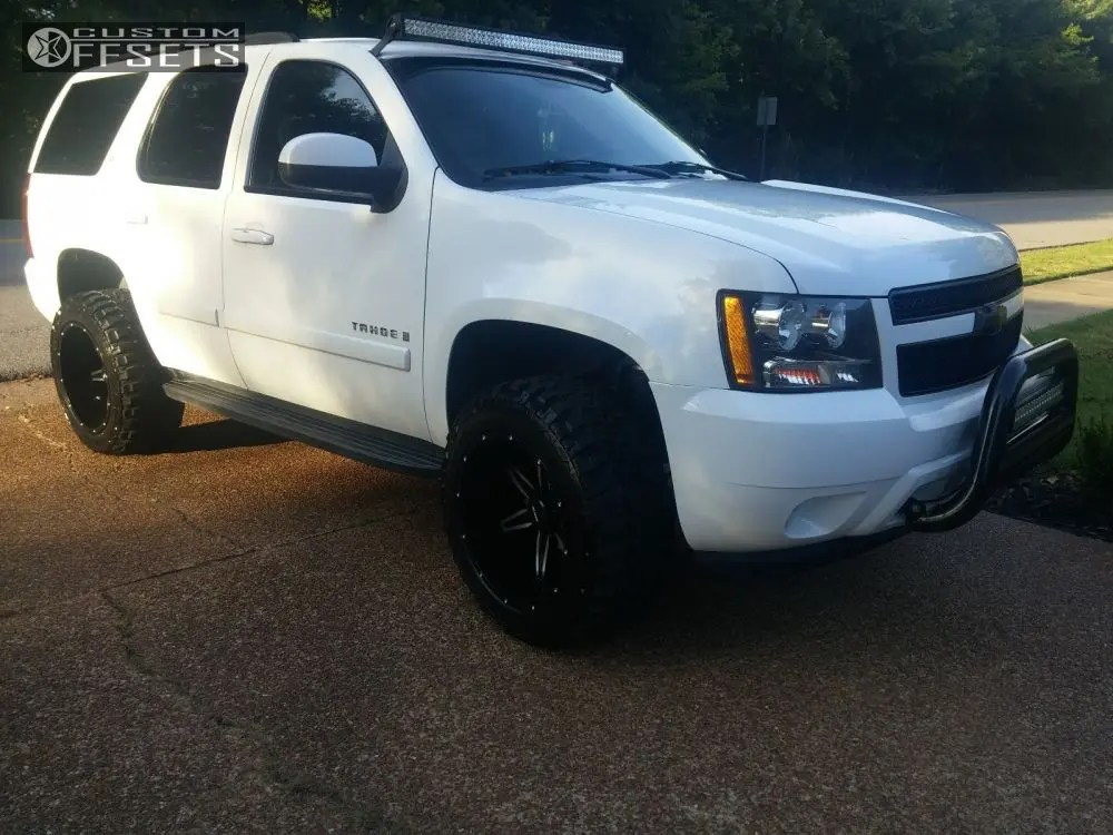 2007 Chevy Tahoe Lifted