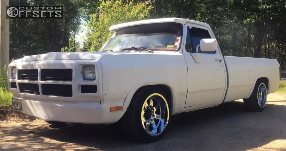 3 Dodge Lowered 94 Ram 6