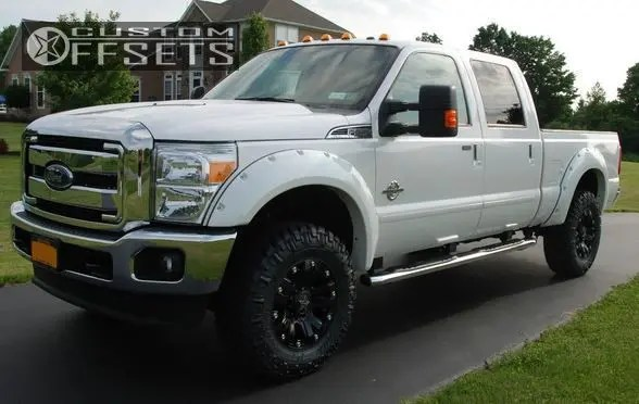 2014 Wheels 250 F Ford