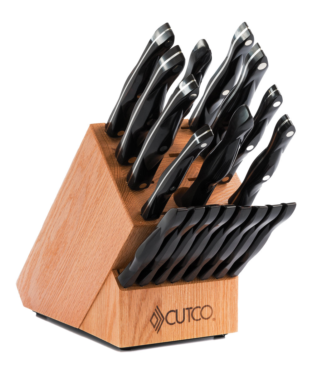 Kitchen Knife Sets With Block