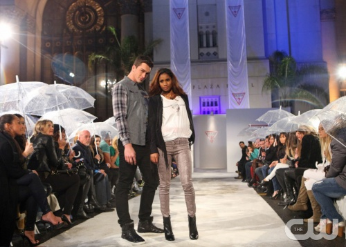 "America's Next Top Model -- ""The Girl Who Gets Married Again"" pictured: Jeremy and Renee Cycle 20 Photo: Patrick Wymore/The CW ©2013 The CW Network, LLC. All Rights Reserved"
