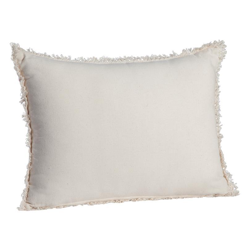abacasa blake corvas navy white lumbar throw pillow