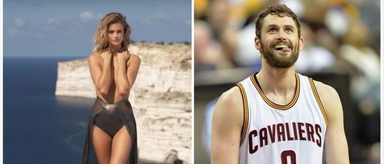 Kevin Love's Weekend Included Watching Football With His ...