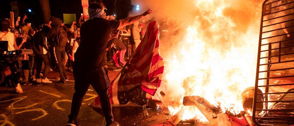 DC Mayor Bowser Suggests Professional Protesters Behind Violent ...