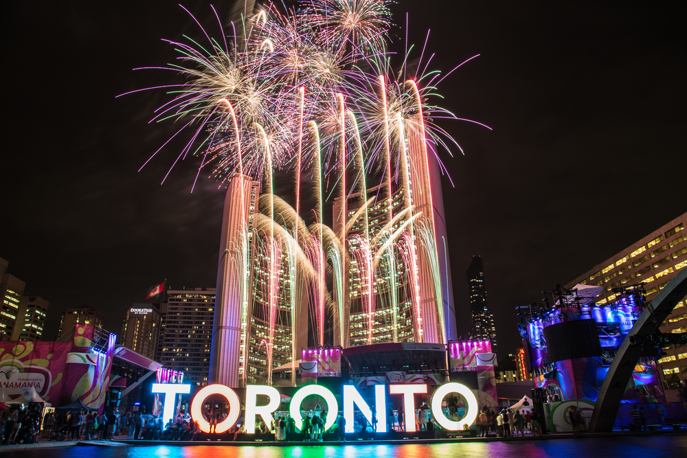 21 FREE events happening this March in Toronto   Daily Hive Toronto Nathan phillips square fireworks