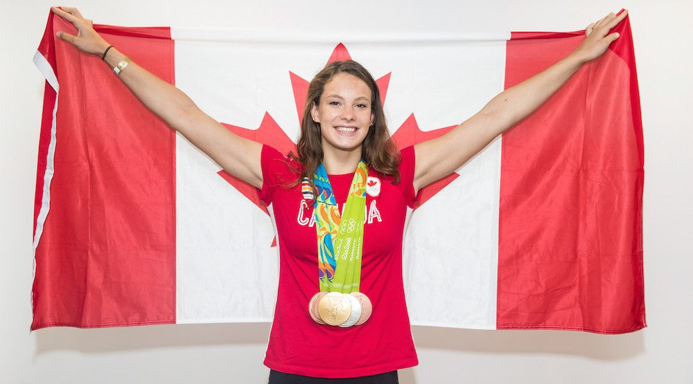 Image result for penny oleksiak