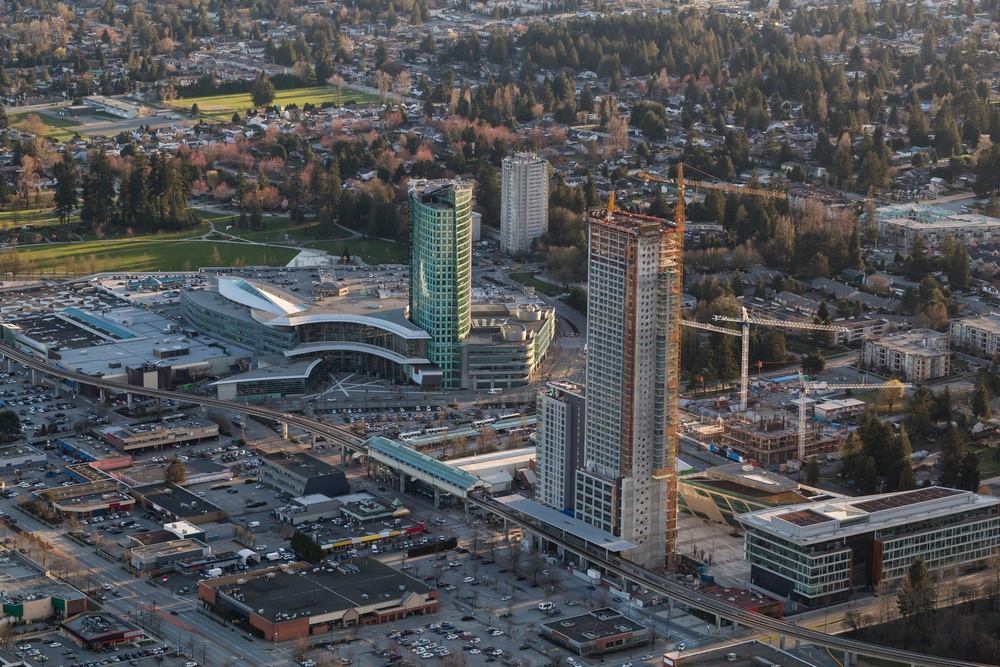 Surrey Needs To Be Vancouvers Equivalent Of Oakland To