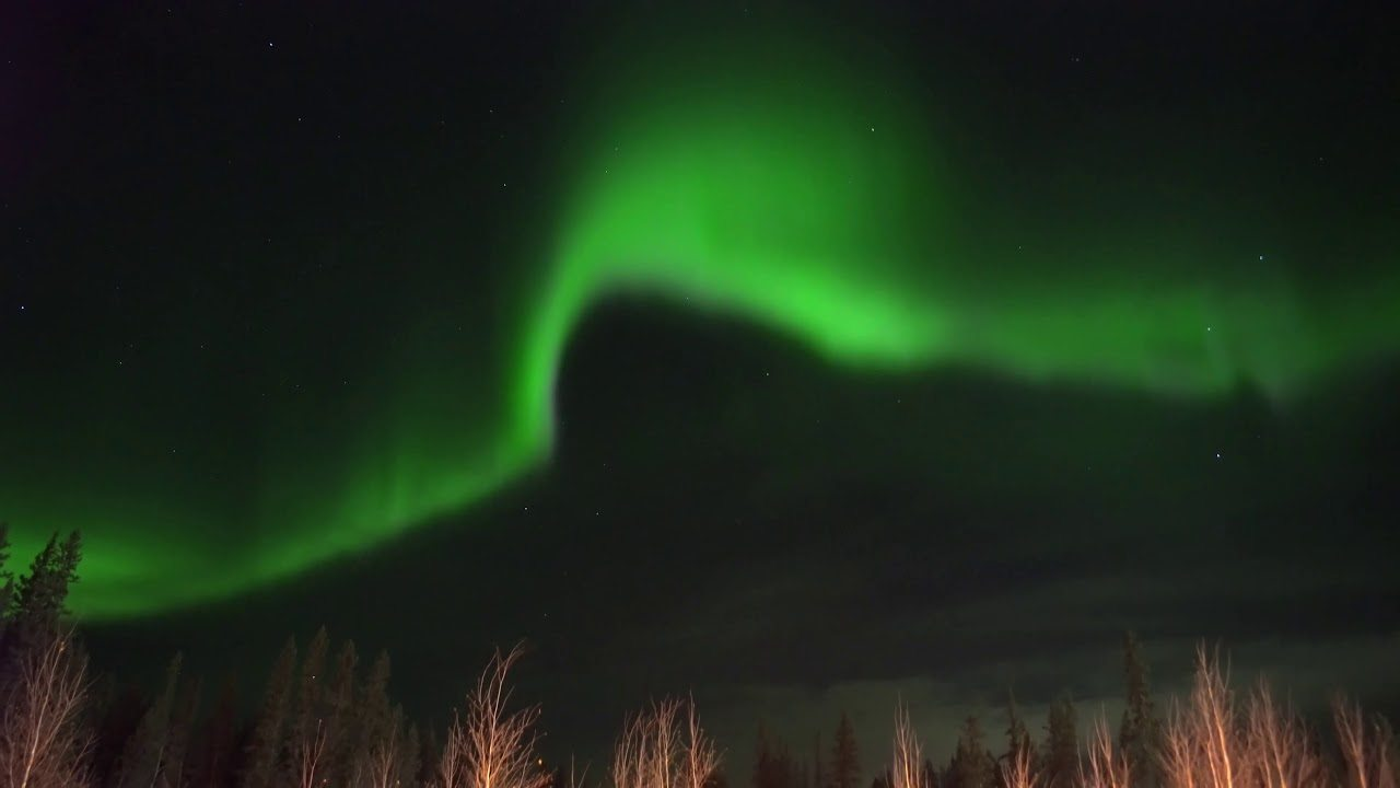 Best Time See Northern Lights Canada