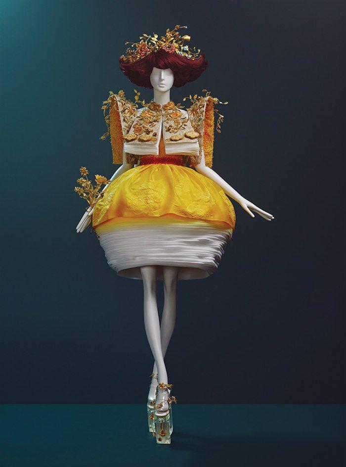 Yellow Dress Dream