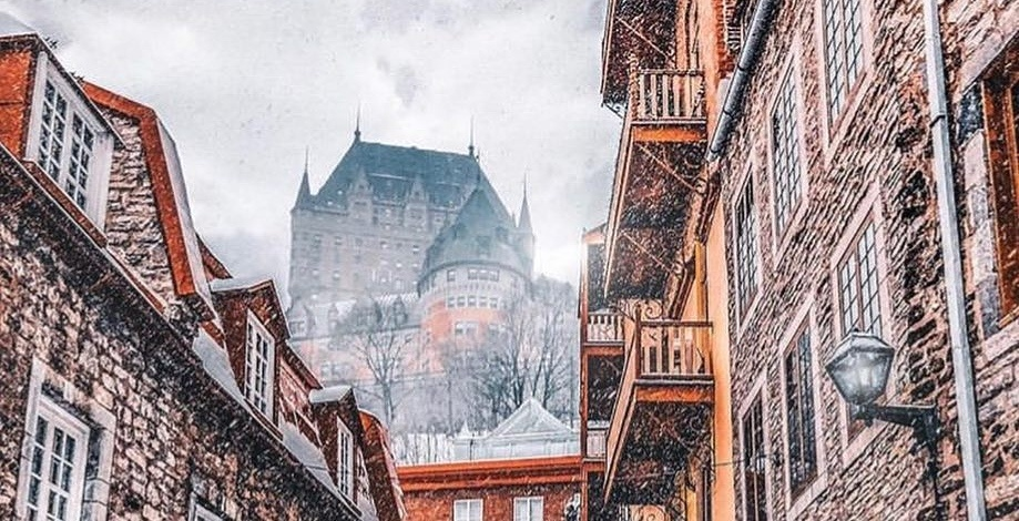 It could feel as cold as -50°C in Quebec City tonight - Daily Hive thumbnail