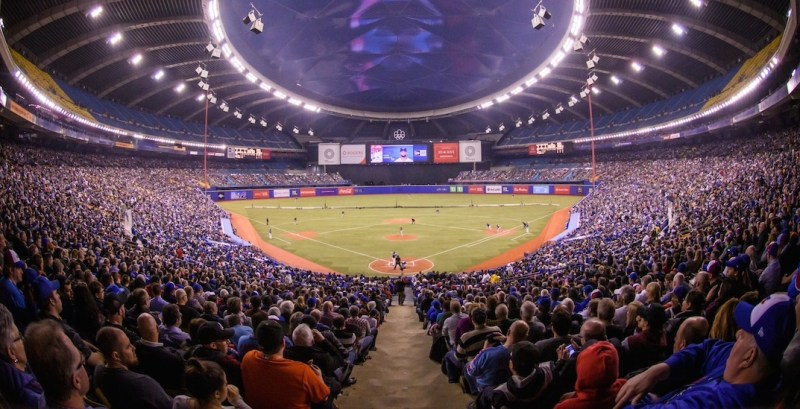 Blue Jays return to face the Yankees for two games in Montreal next spring | Offside