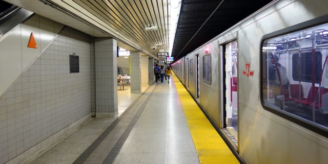 Several TTC subway stations scheduled for closures this weekend | Urbanized