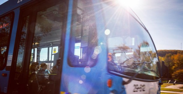 STM buses make the change to summer schedule