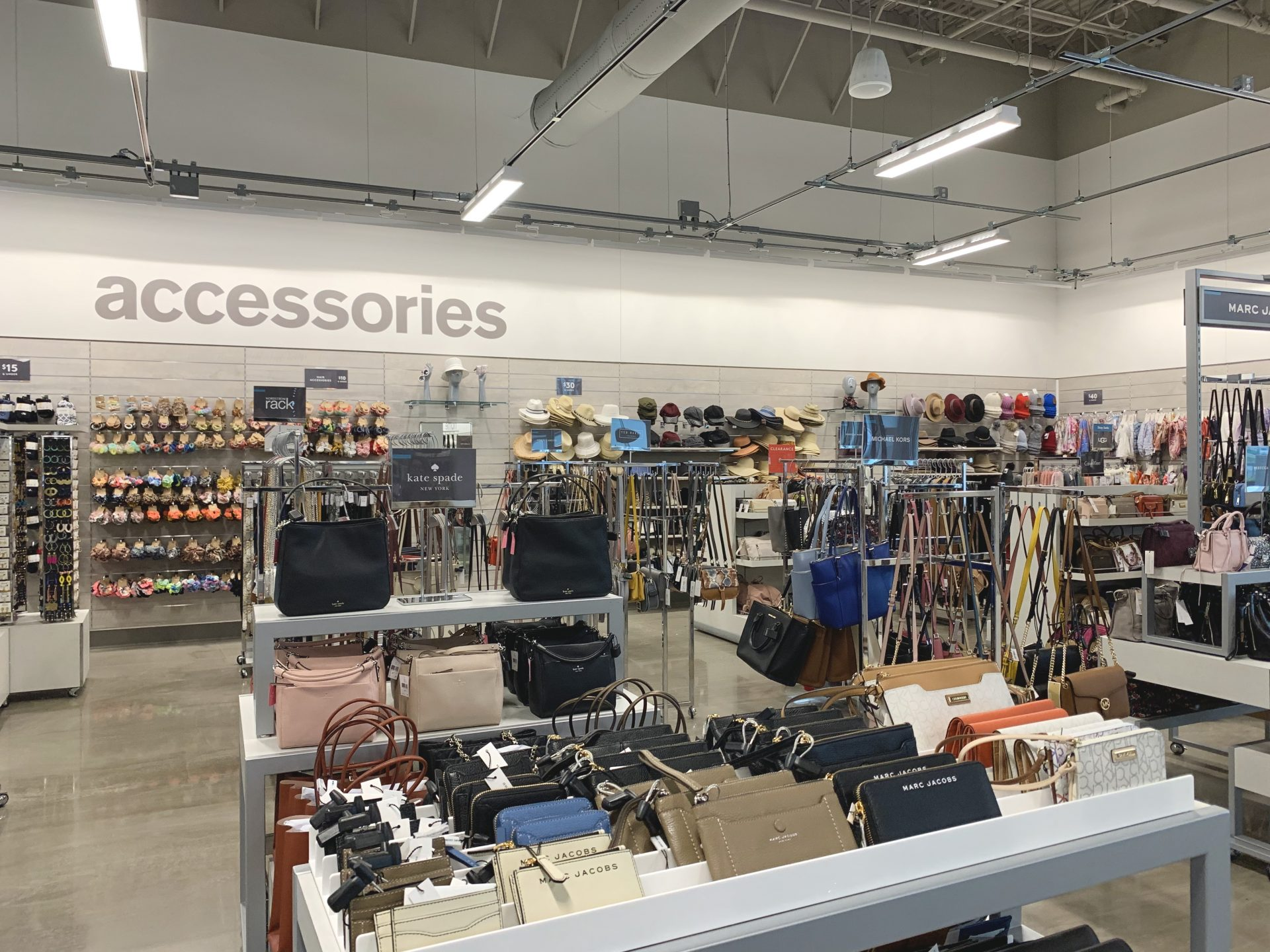 first nordstrom rack opens today