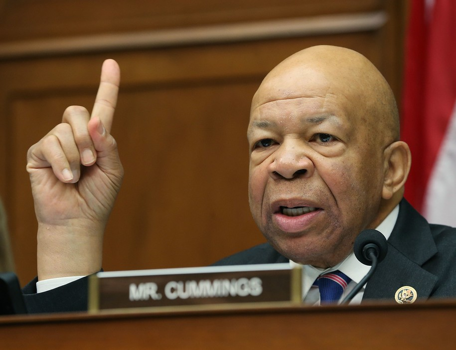 Image result for images of elijah cummings