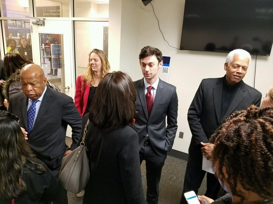 Image result for photo of jon ossoff