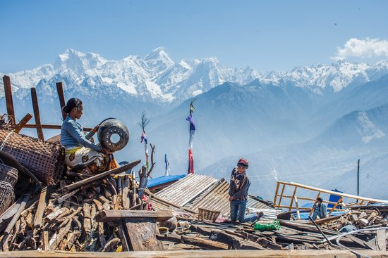 The Nepal earthquake caused mass devastation and impacted the country