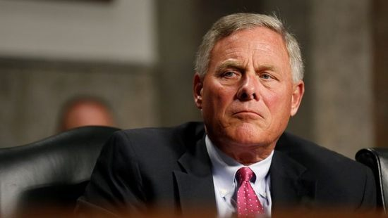 Image result for Richard Burr (R-NC)