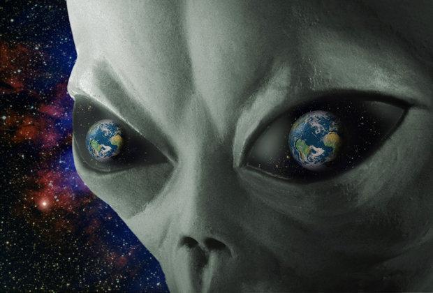 Image result for aliens on an alien world