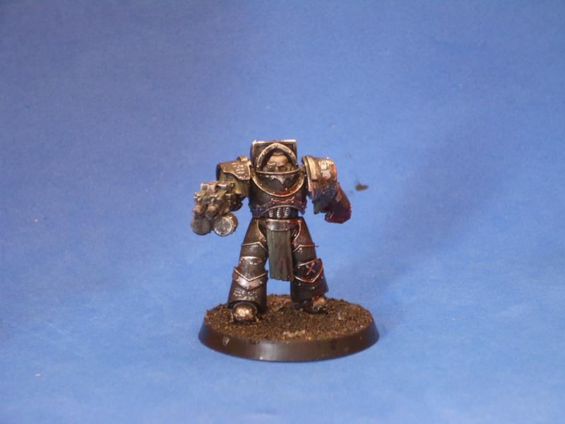 30k, Cataphractii, Horus Heresy, Shattered Legions, Space Marines, Terminator Armor, Warhammer 40,000, Weathered