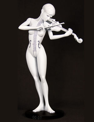 The White Violin