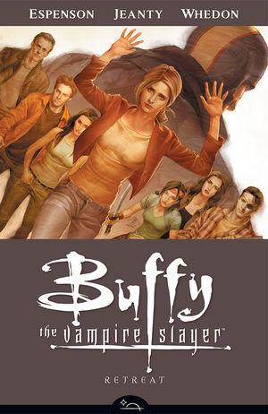 Buffy the Vampire Slayer Season 8 Vol. 6: Retreat by Jane Espenson