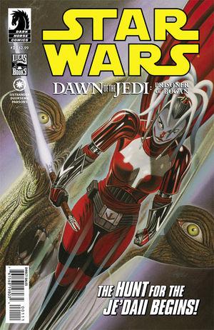 Star Wars Dawn of the Jedi
