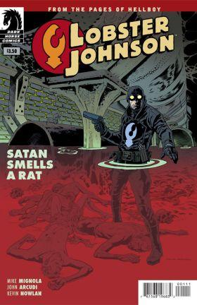 LOBSTER JOHNSON: SATAN SMELLS A RAT