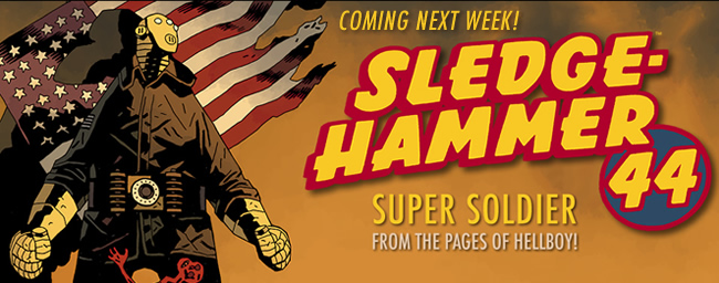 Sledgehammer 44 releases next week