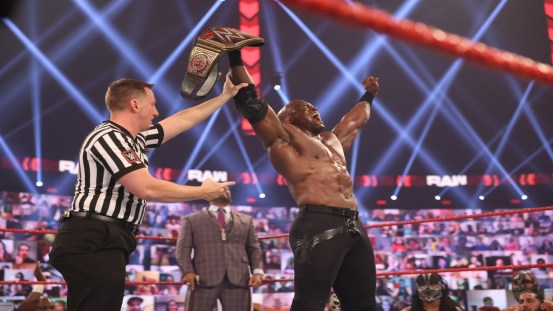 Bobby Lashley truly honored with the support of The Rock in front of WrestleMania 37