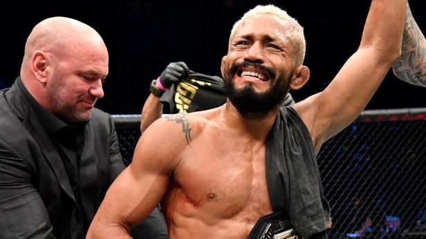 Deiveson Figueiredo vs. Cody Garbrandt, Valentina Shevchenko vs. Jennifer  Maia slated for UFC 255 on Nov. 21 | DAZN News Ireland