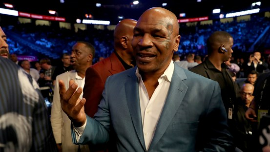 Mike Tyson returns to AEW Dynamite with Chris Jericho, Inner Circle, The Pinnacle