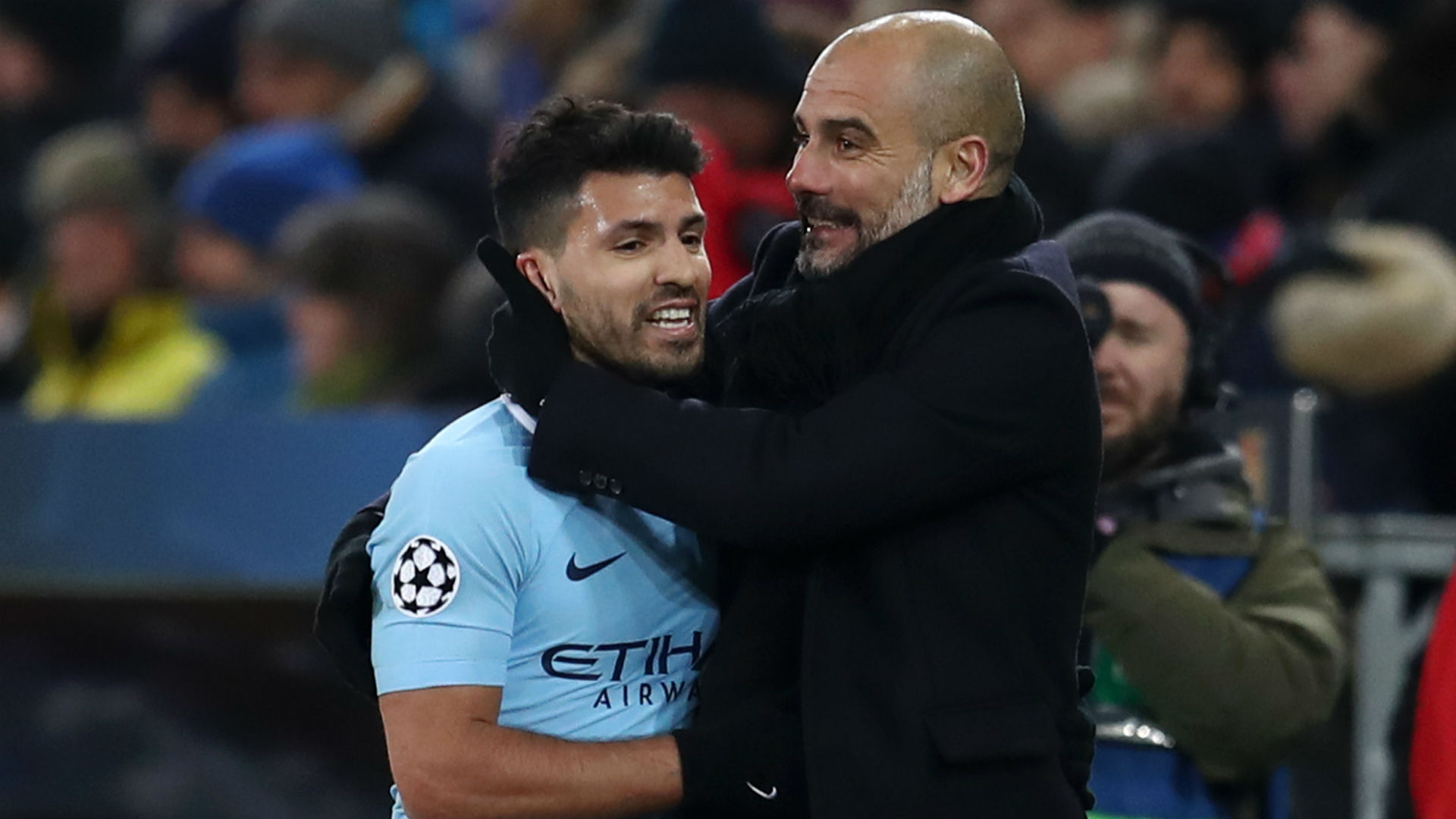 Pep Guardiola, Sergio Aguero send wishes for ISL club Mumbai City