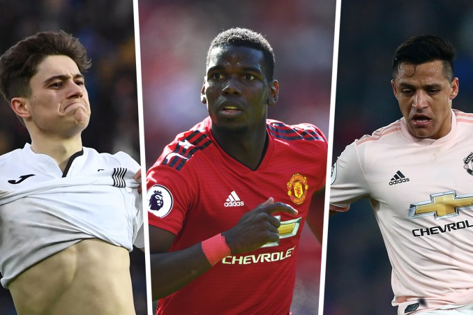 Manchester United transfer news: James, Rice and players the Red ...