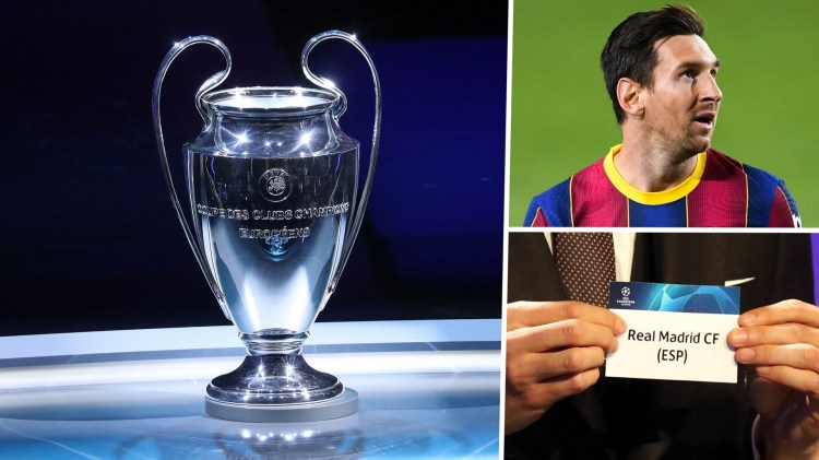 2020-2021 Champions League round of 16 draw: When is it ...