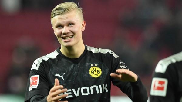 Ausstiegsklausel und Raiola: Solskjaer erklärt, wieso Manchester United BVB-Star Erling Haaland doch nicht wollte   Goal.com