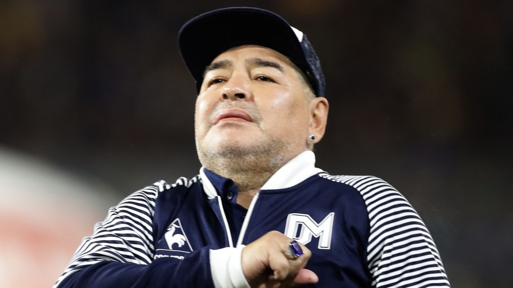 Diego Maradona dies at 60 following heart attack | Goal.com