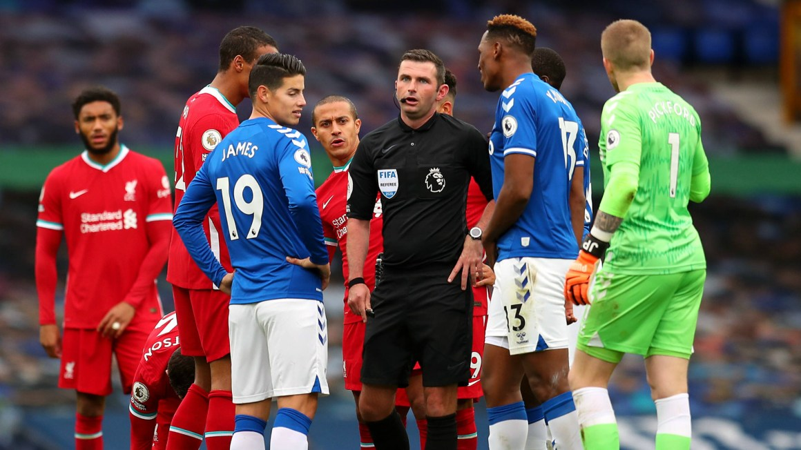 KẾT QUẢ Everton 2-2 Liverpool: VAR 'cướp' chiến thắng của ĐKVĐ Ngoại hạng  Anh | Goal.com
