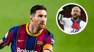 'Neymar dreamed of playing against Messi' – Super League 'could start in five months' as secretary general defends competition