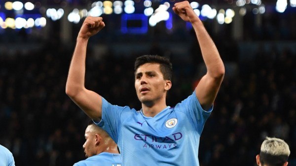 Pass-master Rodri smashes Premier League record with dominant performance against West Ham | Goal.com