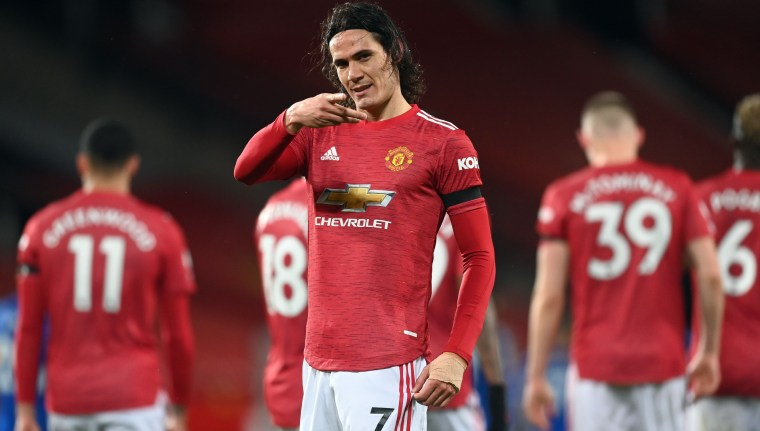Edinson Cavani wants to stay at Manchester United
